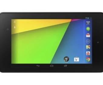 Новый планшет Nexus 7 появился на фотографиях