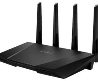 Asus RT-AC87 – самый быстрый Wi-Fi маршрутизатор в мире