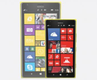 Nokia разработали мини-версию фаблета Lumia 1520