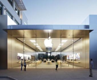 Из магазина Apple украдены устройства на 48 тысяч евро