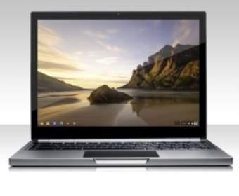 Google будет конкурировать с Apple при помощи ноутбука с сенсорным экраном
