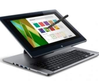 Acer представила новую версию ультрабука Aspire R7