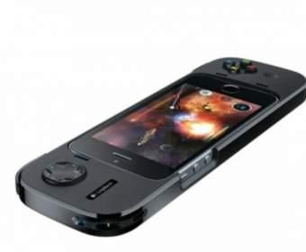 Logitech представила игровой контроллер для смартфонов