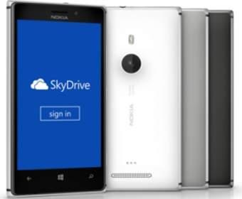 Microsoft раздает 20 Гб бесплатно в своем облачном сервисе SkyDrive