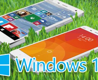Смартфонам под управлением Windows 10 потребуется минимум 8 Гб встроенной памяти