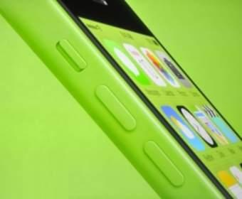 Apple официально представила бюджетный смартфон iPhone 5C