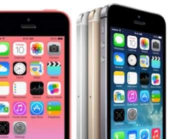 Чем различаются смартфоны iPhone 5C и iPhone 5S