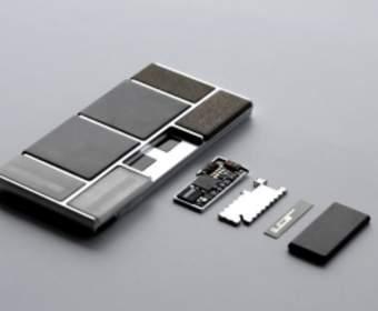 Первый модульный смартфон из линейки Project Ara будет называться Gray Phone