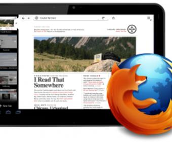 Mozilla и Foxconn выпустили первый планшет с Firefox OS