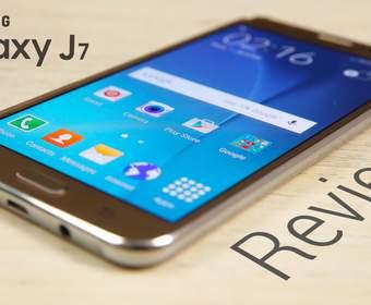 Стали известны технические характеристики смартфона Samsung Galaxy J7 (2016)