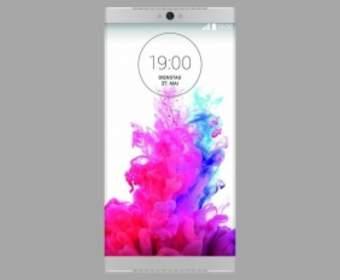 LG G5 может быть оснащен системой распознавания радужной оболочки