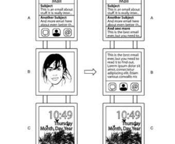 Первые смарт-часы от Nokia будут оснащены несколькими дисплеями