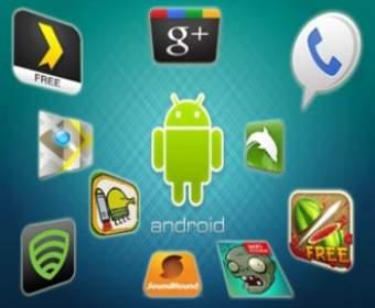 Самые популярные приложения для Аndroid OS