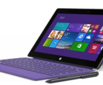 Планшет Surface Pro от Microsoft теперь доступен по цене в 435 долларов