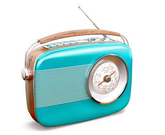 Радио, которое будет работать в кемпинге