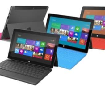 Microsoft продали всего 1,7 млн планшетов Surface