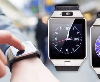 Популярные модели умных часов