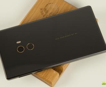 Обзор: Xiaomi Mi Mix — еще пара слов о гиганте