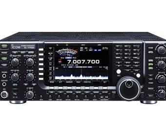 Оборудование радиосвязи ICOM всегда было в авангарде технологий
