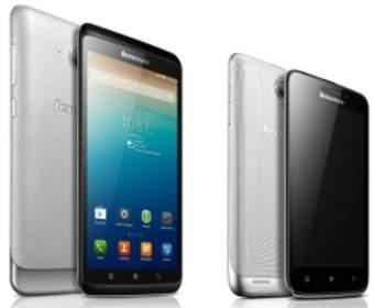 Новые смартфоны Lenovo S930 и S650