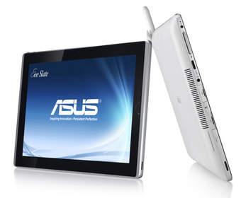 12-дюймовый Windows-аппарат ASUS Eee Slate EP121