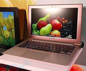 ASUS Zenbook Prime: ультрабуки с матовыми IPS-дисплеями