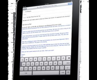 Обзор планшетного компьютера Apple iPad (2012)