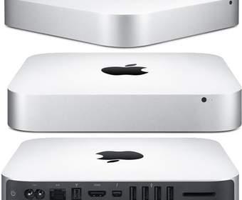 Новый Mac mini с удвоенной мощностью