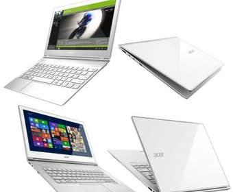 Acer представила сенсорные ультрабуки Aspire S7 Windows 8