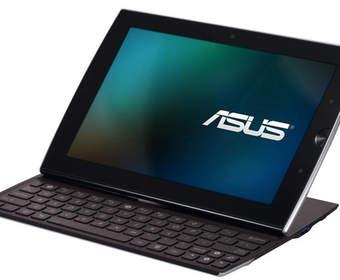 Обзор планшета Asus Eee Pad Slider с выдвигающейся клавиатурой
