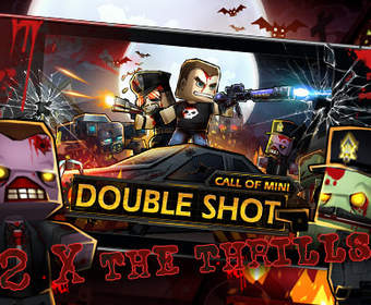 Обзор игры для iPad: Call of Mini: Double Shot