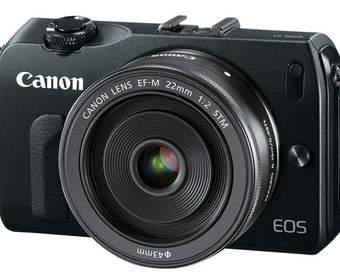 Canon EOS M: матрица APS-C на 18 МП и байонет EF-M за 1000$