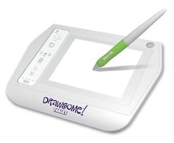 Ubisoft показали планшет Drawsome для Wii