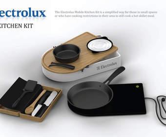 Концепт мини-кухни Electrolux