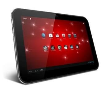 Toshiba показала планшет Excite 10