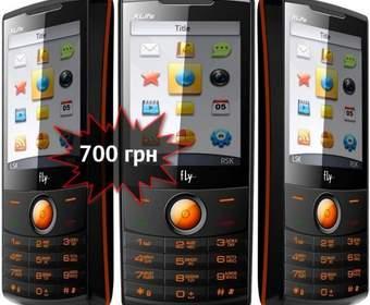 Телефон Fly DS169 на две SIM-карты