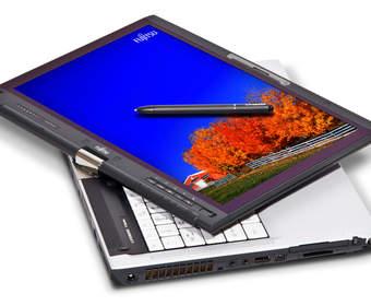 Fujitsu Lifebook: ноутбук интегрированными смартфоном, фотокамерой и планшетом
