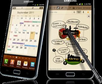 Samsung уже реализовала 2 миллиона Galaxy Note