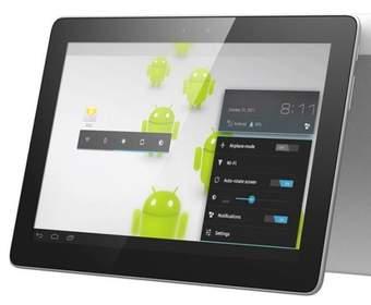 Анонсирован планшет Huawei MediaPad 10 FHD