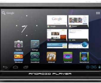 JXD S5110: игровой Android-планшет «в корпусе» PSP