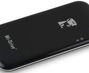 Kingston Wi-Drive: флеш-накопитель с Wi-Fi