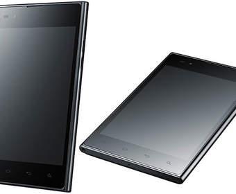 LG Optimus Vu официально продемонстрирован в Южной Корее