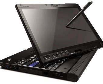 Обзор Lenovo ThinkPad Tablet, планшета, поддерживающего рукописный ввод