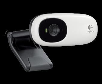 Мини-обзор веб-камеры Logitech C110