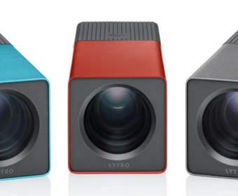 Полевая фотокамера Lytro имеет постфокусировку
