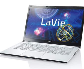 13.3″ ультрабук NEC LaVie Z похудел с 1 кг до 875 г
