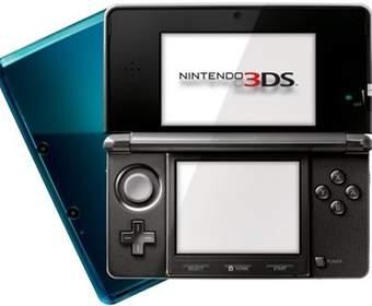 Nintendo 3DS в Японии продали больше 1 млн единиц