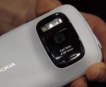Обзор смартфона Nokia 808 PureView