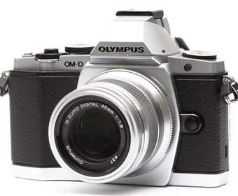 Обзор беззеркальной камеры Olympus OM-D E-M5