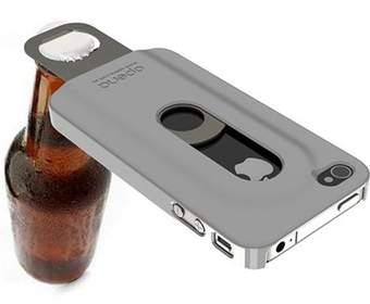 Opena представила чехол-открывашка для iPhone 4 (видео)